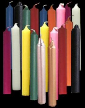Свечи для Магических печатей