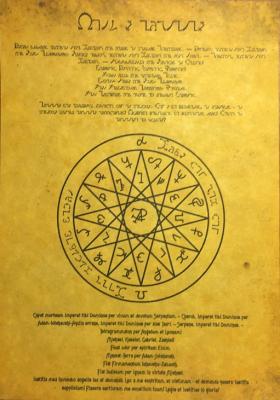 Комплект Древних Свитков Эноха  - 9 свитков