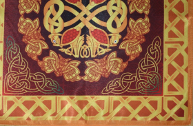 Серия скатертей Древние кельты Времена года.Весна – Расцвет
