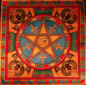 Коллекция Ведьмы Звезды Викка – Звезда Викка Древний Египет