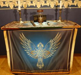 Алтарь Церемониальной Магии Синий