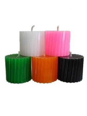 Раскрещивание набор из 5 свечей ( избавление от чар)