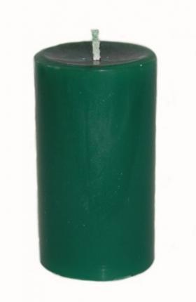 Свеча Обрядово-алтарная Зеленая