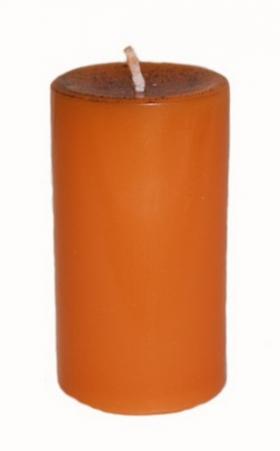 Свеча Обрядово-алтарная Оранжевая
