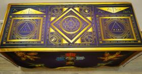 Большой церемониальный Алтарь Метатрона
