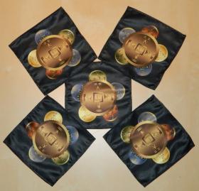 Денежные салфетки - комплект