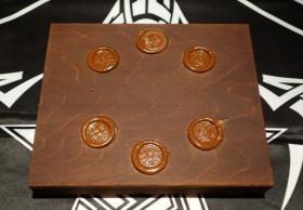 Комплект из 6 магических печатей