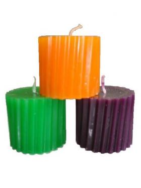 Рука помощи набор из 3 свечей