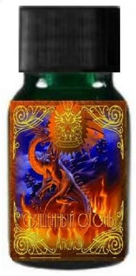 Масло Священный огонь (Sacred fire)