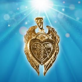 Талисман Крылья Божественной любви
