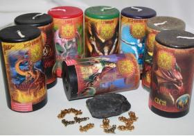 Устранение влияния магии набор свечей RW