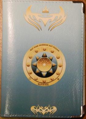 Обложка для паспорта Ангелы Зодиака Рак