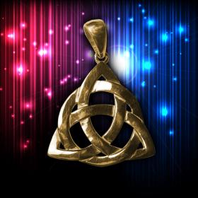 Амулет Кельтский Трикверт Могущество Древних Сил
