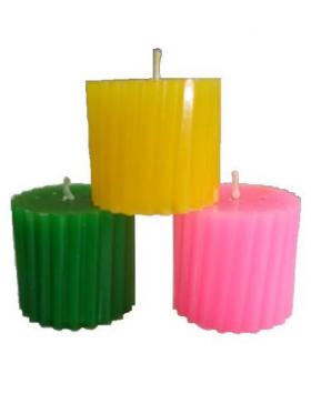 Уверенность и самооценка набор из 3 свечей