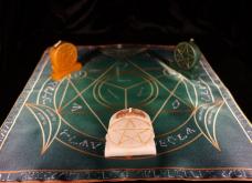 Языческий Ритуал Магии Викка Мистический Трикветр  Помощь в новом коллективе  R-008