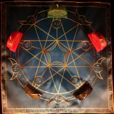 Языческий Ритуал Магии Викка Волшебство Пентаграммы Месть и возмездие R-022