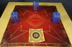 Древний Рунический обряд Защиты от ошибки