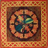 Серия скатертей Древние кельты Времена года. Осень – Урожай