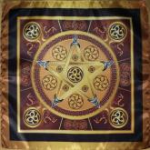 Магическая скатерть Викка Звезда Земли – Волшебная Сила Земли малая