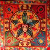 Коллекция Ведьмы Звезды Викка – Звезда Викка Карнавальная маска