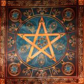 Коллекция Ведьмы Звезды Викка – Звезда Викка Древний Иврит
