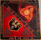 Платок – Бандана Медвежья сила – Скандинавский стиль
