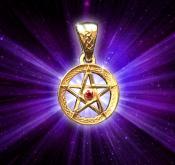 Звезда Могущества Гранат