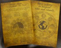 Комплект из 2 Свитков – Влияние Солнца и Влияние Луны