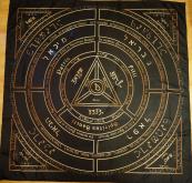Большой Ритуальный Алтарть Экзорцизма – изгнание демонов.