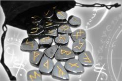 Каменные Руна Гематит