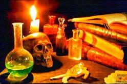 Улыбка ведьмы – усиление способностей обряд