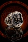 """Мужской перстень """"Власть короля"""""""