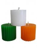 Полоса везения набор из 3 свечей