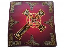 Платок Шаль Накидка Кельтский крест Сила и мощь