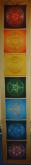 Магическая Защитная Лента Архангелов Эноха – 7 Архангелов Каббалы