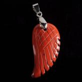 Волшебная сила камня. Крылья успеха Красная яшма