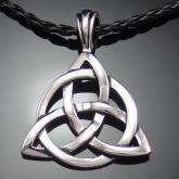 Талисман Кельтский узел Триквер