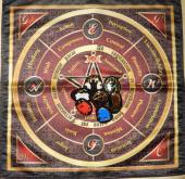 Алтарь Богини + Ведьмины камни
