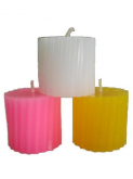 Раскрещивание любви набор из 3 свечей