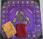 ой рунический комплект Яблоня фиолетовый