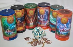 Магическое целительство набор свечей RW