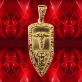 Талисман Целительный щит Кадуцея
