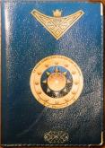 Обложка для паспорта Ангелы Зодиака Лев