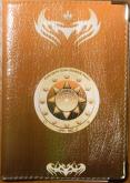 Обложка для паспорта Ангелы Зодиака Рыбы