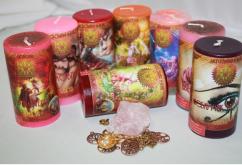 Привлечение и поиск партнера набор свечей RW