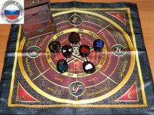 Комплект Алтарь Богини – Викканская магия + 7 Камней Богини ручной работы