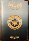 Обложка для паспорта Ангелы Зодиака Водолей