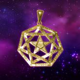 Амулет Звезда Эноха или Звезда Архангелов