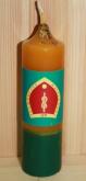Волшебные свечи Будды Волшебство мироздания