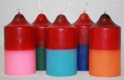 Любовная магия набор свечей Диагностика